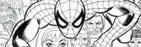 Amazing Spider-Man cover art to lead at Heritage