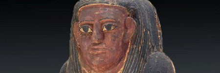 Late period Egyptian sarcophagus estimated to make $100,000 on June 13
