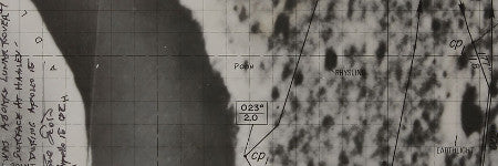 Apollo 15 Lunar map sells for $40,000 at RR Auction