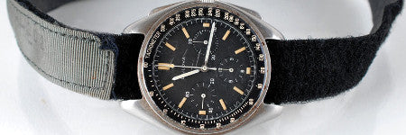 Apollo 15 Moon watch sets new record for astronaut memorabilia