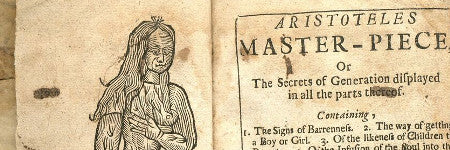 Aristotle's Masterpiece sex manual will sell on March 2