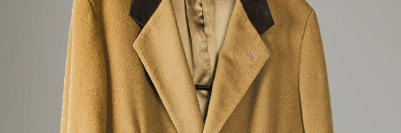 Arthur Daley Minder coat sells for 10 times estimate