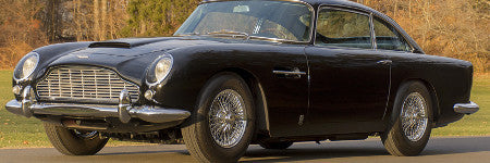1964 Aston Martin DB5 leads sale at Barrett-Jackson