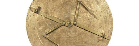 15th century European astrolabe could sell for $191,000 at Bonhams