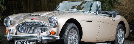 Last Austin Healey 3000 will auction in April