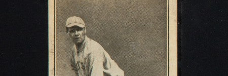 1916 Weil Baking Ruth baseball card makes $89,500