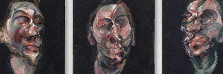 Francis Bacon's George Dyer painting to sell at Christie's