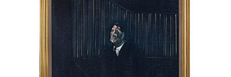 Francis Bacon's Man in Blue VII valued at $8.9m