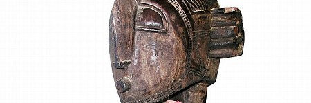 Baga Nimba (D'mba) headdress valued at $350,000