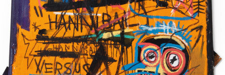 Jean-Michel Basquiat's Hannibal (1982) tops art sale