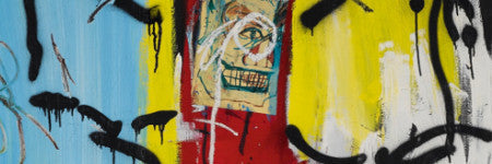 Jean-Michel Basquiat's Untitled to star at Sotheby's