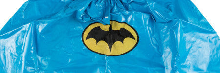 Rare 1960s Batman costume offered at Heritage