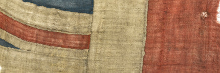 HMS Victory flag fragment sells for $411,000