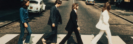 Beatles' Abbey Road photos will star in October sale