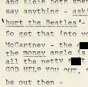 'God Help You': Lennon's $65,000 Beatle letter to McCartney set for auction