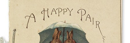 Beatrix Potter's Happy Pair to cross the block at Swann Galleries