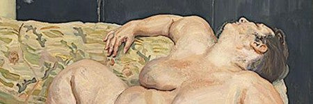 Lucian Freud's Benefits Supervisor Resting to break artist record?