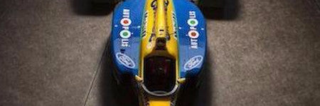 Michael Schumacher's F1 Benetton to sell for $1m?