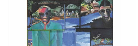 Bhupen Khakhar's Night (1996) achieves 73% increase on estimate at Christie's