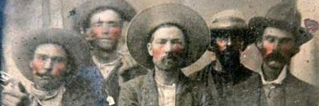 Billy the Kid photograph worth millions   Paul Fraser