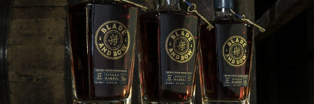 Blade and Bow bourbon raises $78,000 for charity