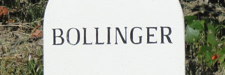 1914 bottle of Bollinger champagne sells for $12,000
