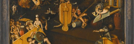 Hieronymus Bosch follower painting achieves 566% increase on estimate
