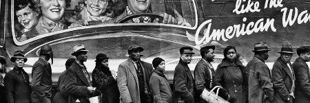 Margaret Bourke White photograph will headline at Swann