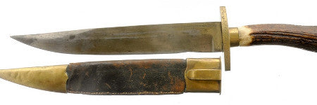 Rezin Bowie's Bowie knife offered in January auction