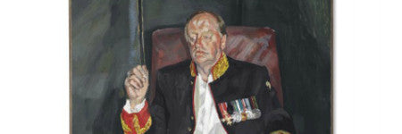 Lucian Freud's The Brigadier beats estimate by 16%