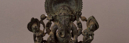 Indian bronze Ganesh statue beats estimate by 56,900%