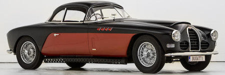 1954 Bugatti Type 101C coupe to make $1.9m?