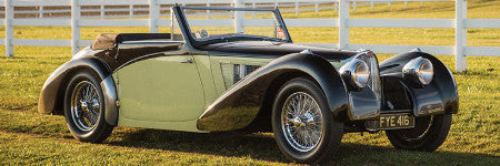 1937 Bugatti Type 57S cabriolet reaches $7.7m