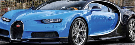 2018 Bugatti Chiron sold for $4m in Paris