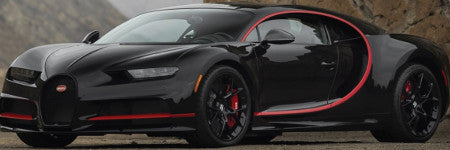 2018 Bugatti Chiron to make $4.5m?