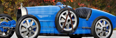 1925 Bugatti Type 35 sells for record $3.3m