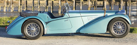 1937 Bugatti type 57C sells for $9.7m at Amelia Island