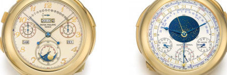 Patek Philippe Calibre 89 offered in Geneva sale