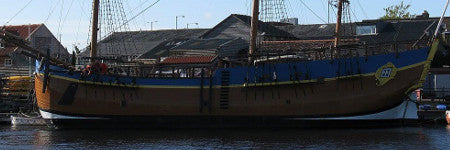 Captain Cook's Endeavour replica to make $153,500?