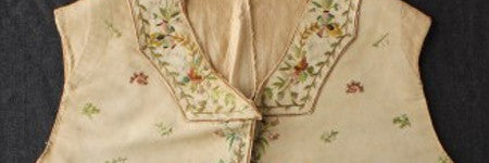 Captain James Cook's waistcoat to sell in Australia