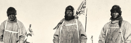 Scott's South Pole photos valued at $1,620