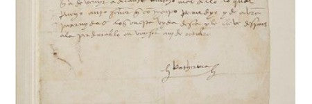 Catherine of Aragon divorce letter to auction on November 18
