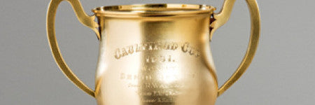 1931 Caulfield Cup trophy realises $27,500