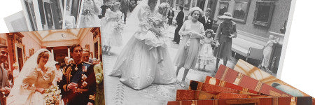 Charles and Diana wedding photographs to sell in September