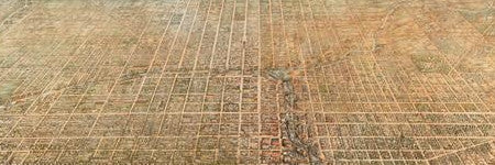 Pre-Great Fire Chicago map smashes estimate