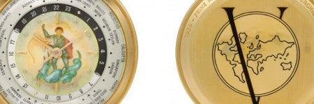 Winston Churchill's Victory watch sells for $754,500
