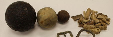 English Civil War artefacts to sell at Hansons