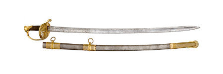 US Civil War sword will lead a June 10 auction