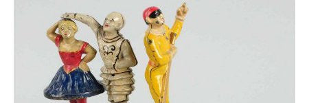 Clown and Harlequin mechanical bank to make $175,000?