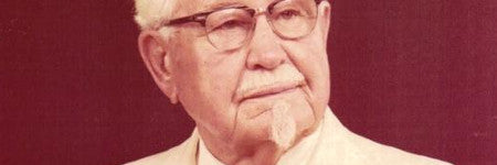 Colonel Sanders' white suit valued at $20,000